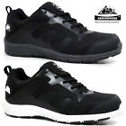 MENS ULTRA LIGHTWEIGHT SAFETY STEEL TOE CAP TRAINERS WORK LACE UP SHOES BOOTS