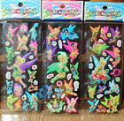 Lot Tinkerbell 3D Cartoon Game Stickers Kids Reward Sticker Party Gifts J37