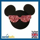 NEW! Cool Pink Bling Mickey Mouse Disney Car Aerial Ball Topper LIMITED EDITION