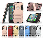 Kickstand Shock Absorbing Bicolor Premium Light Design Case Cover For New Phones