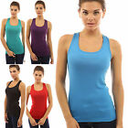 CHIC Sexy Women Summer Lace Vest Top Sleeveless Blouse Casual Tank Tops T-Shirt