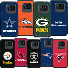 Official NFL Impact Proof Armor Hard Cover Fan Case for Samsung Galaxy S7 EDGE