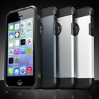 Shockproof Hybrid Armor Silicone Hard Back Case Cover For iPhone 4s 5s 6 6s Plus