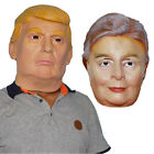 Politician President of the USA Halloween Donald Trump/Hillary Latex Mask 2016