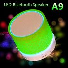 New Wireless Mini Portable Bluetooth Speakers FM Audio Player with Strong Bass