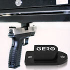 GERO Gun Magnet Holster Magnetic gun Holder safe Organizer Pistol  Vehicle Mount