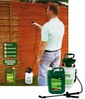 5L SPRAYABLE TIMBERCARE / PRESSURE SPRAYER GARDEN TIMBER FENCE SHED WOOD PAINT