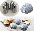 Pastry Tips New Russian Flower Cake Decorating Baking Icing Piping Nozzles Tool