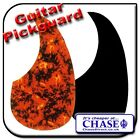 Acoustic Guitar Pickguard Scratch Plate Black Tortoise Scratchplate SelfAdhesive