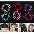 HOT 75M New Wedding Faux Pearl Beads Garland  Centerpiece Flower Table Decal CB