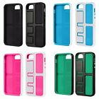 Hybrid Shockproof ULTRA SLIM Rugged Hard TPU Cover Case For Apple iPhone 5 5S