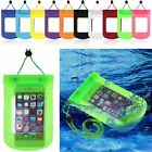 Waterproof Underwater Pouch Dry Bag Case Beach Cover For Smart Cell Phone
