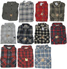 Polo Ralph Lauren Denim & Supply Mens Slim Fit Plaid Flannel Button Down Shirt