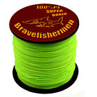 Top Green 100-1000M 6-300LB Super Strong PE Fishing Line