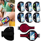 Running Armband Case Sports Gym Jogging Cover For Samsung Galaxy S4/5/6/7 Note 5