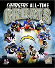 San Diego Chargers All Time Greats Composite Photo (Select Size) $23.99 USD