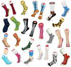 SILLY SOCKS - Novelty Funny Imitation Socks Great Christmas Stocking Filler Gift