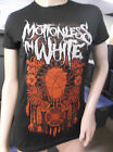 Womens Juniors Licensed Motionless In White Shirt New S, M, L, XL, 2XL, 3XL