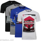 JACK & JONES HERREN T-SHIRT TRAIN TEE REG Gr.S,M,L,XL,XXL