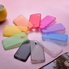 Hot Translucent Slim Matte Frost Soft PC Case Cover For Samsung Galaxy S5 I9600
