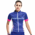 2016 Summer Women's Cycling Shirt Bike Bicycle Outdoor Short-sleeved Jerseys New