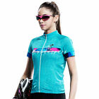 2016 Women's Sports Cycling Shirt Bike Bicycle Outdoor Short-sleeved Jerseys New