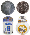 Star Wars: Lampshade / Light Shade Death Star / X-Wing New + Official In Pack