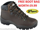 LADIES WALKING BOOTS GRISPORT PEAKLANDER  BOOTS WATERPROOF  BROWN LEATHER