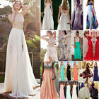 CH Women Summer Dress Boho Maxi Long Evening Party Dress Beach Dress Sundress
