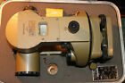 Path Instruments TR-303 Engineer's Transit w/ Case Old Vintage Antique Viewing