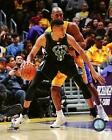 Giannis Antetokounmpo Milwaukee Bucks NBA Action Photo SW047 (Select Size)