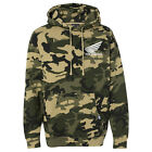Factory Effex Honda Camo Pullover Hoodie Mens All Sizes