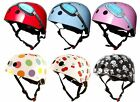 "Kiddimoto Kids Safety Bike Biking Cycling Protective Helmet Small (19-21"") NEW"