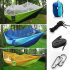 Mosquito Nets Yarn Double Parachute Cloth Hammock Swing Hanging Chair Outdoor