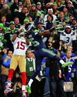 Richard Sherman Seattle Seahawks NFC Championship Photo QS040 (Select Size)