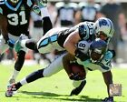 Luke Kuechly Carolina Panthers 2014 NFL Action Photo RK217 (Select Size)