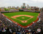 Wrigley Field Chicago Cubs MLB Licensed Fine Art Prints (Select Photo