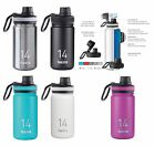 Takeya Thermoflask Double Wall Vacuum Insulated Stainless Bottle 14 oz