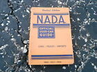JULY 1964 NADA OFFICIAL USED CAR GUIDE - CENTRAL EDITION