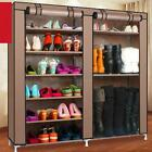 New Double Shoe Boot Closet Ra...