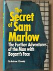 """1980 """"The Secret of Sam Marlow"""" First Edition Signed by Andrew J. Fenady"""