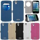 NEW Flip PU Leather Window-View Case Cover Stand for Acer Liquid Z630 Z630s 5.5""
