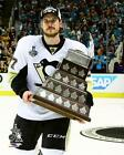 Sidney Crosby Pittsburgh Penguins 2016 Stanley Cup Conn Smythe MVP Photo (TC060)