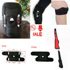 Sport Metal Magnetic Self Heating Therapy Knee Pad Support Brace Protector Strap