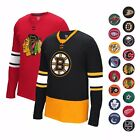 2015-16 National Hockey League NHL REEBOK FaceOff Edge Jersey Tee Shirt Men's