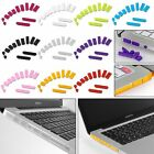 Rubber Silicone Anti-Dust Port Plug Cover Stopper Set for MacBook Pro Air Retina