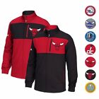 2015-16 NBA TEAM TIP-OFF FULL ZIP TRACK JACKET COLLECTION MEN'S on eBay