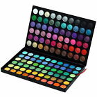 120 Color Makeup Palette Shimmer Matte Mixed Cosmetics Eye Shadow Eyeshadow Pro