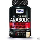 USN MUSCLE FUEL ANABOLIC 2KG HIGH PROTEIN MEAL REPLACEMENT POWDER DRINK SHAKE