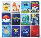 Pokemon Go Game Pikachu Leather Stand Case Cover for iPad 2/3/4/5/6 mini 1/2/3/4